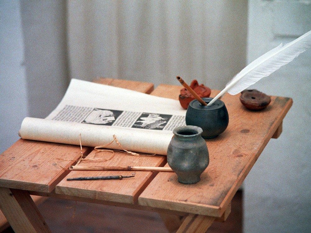 Römervilla - Stadtmuseum Wels - Minoriten / Archäologische Sammlung © Winter Artservice