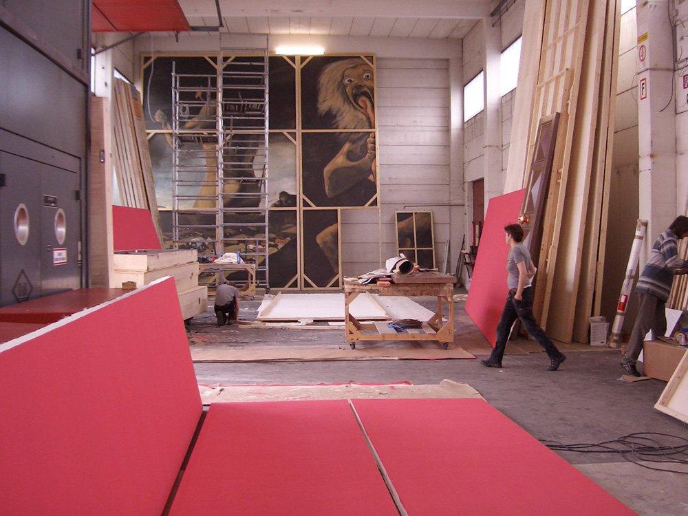 2004 Goya – KlangBogen © Winter Artservice