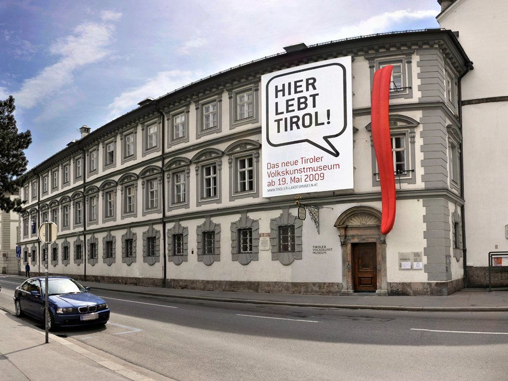 2009 Zunge - Volkskunstmuseum Innsbruck © Tiroler Landesmuseen/Volkskunstmuseum