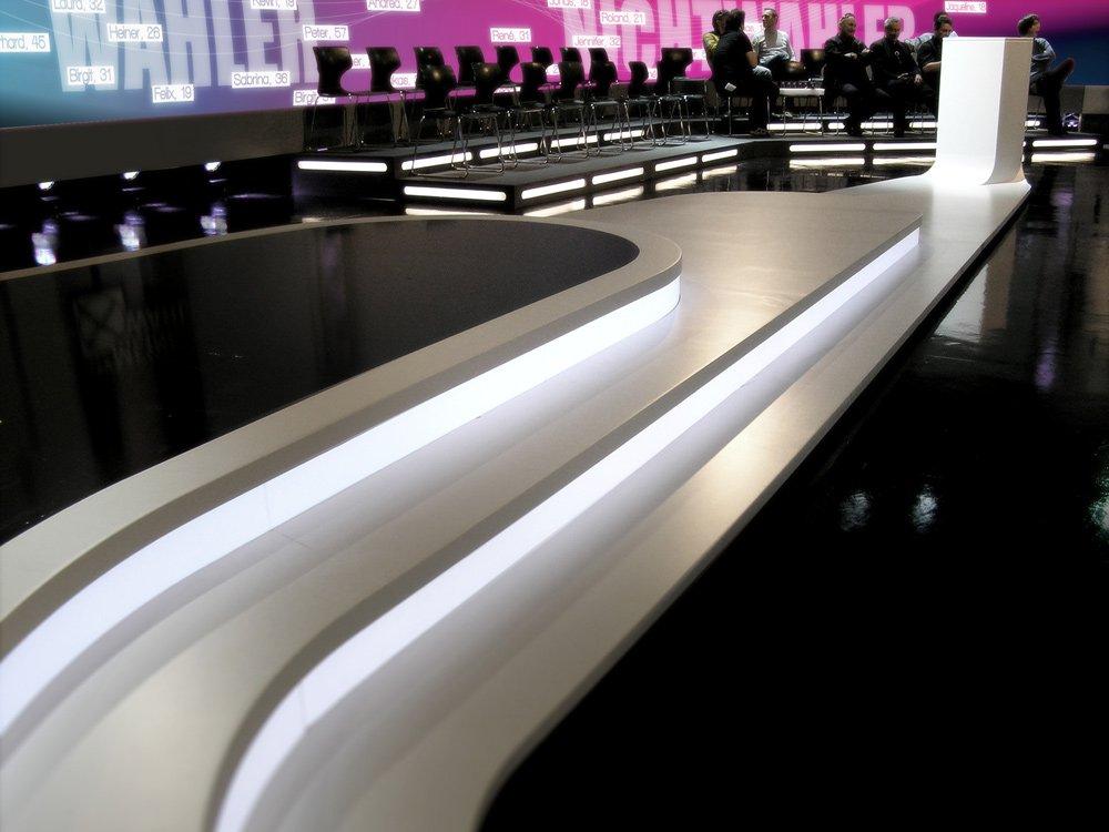 2010 Bundespräsidenten-Wahl 2010 - ATV © Peter Mitterer Architekt