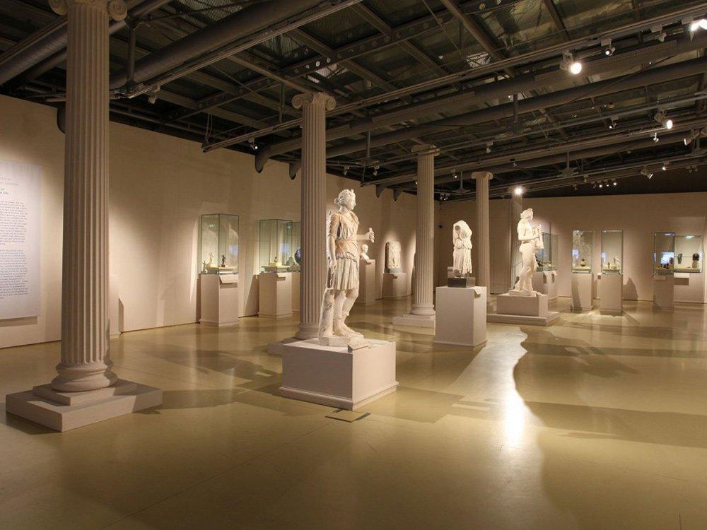 2011 Rückkehr der Götter - Kunsthalle Leoben © Kunsthalle Leoben, Freisinger