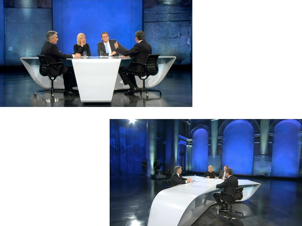 2013 – ATV – Nationalratswahl 2013 © Peter Mitterer Architekten