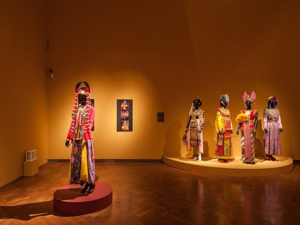 2013 Getanzte Schöpfung – Weltmuseum Wien © KHM Museumsverband