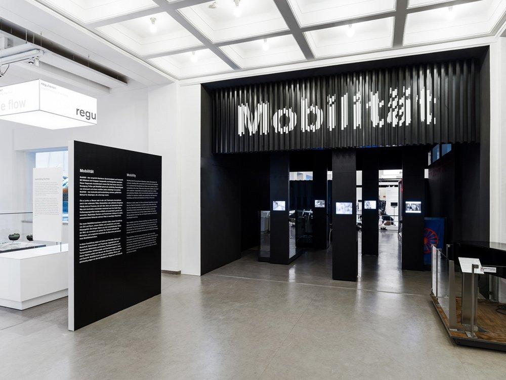 Mobilität, Technisches Museum Wien © Klaus Pichler