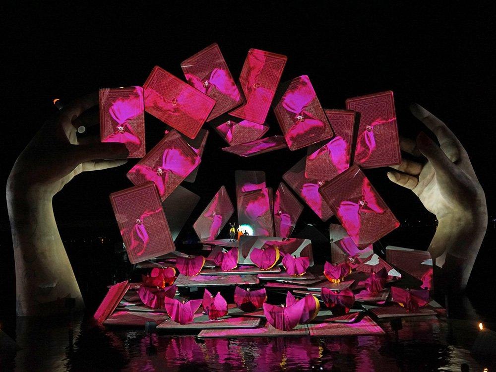 Carmen, Bregenzer Festspiele © Karl Forster