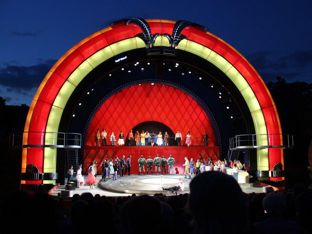 Der Liebestrank, Opernfestspiele St. Margarethen © Winter Artservice