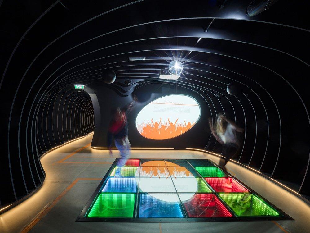 Wien Energie-Erlebniswelt © Soehne und Partner_Severin Wurnig