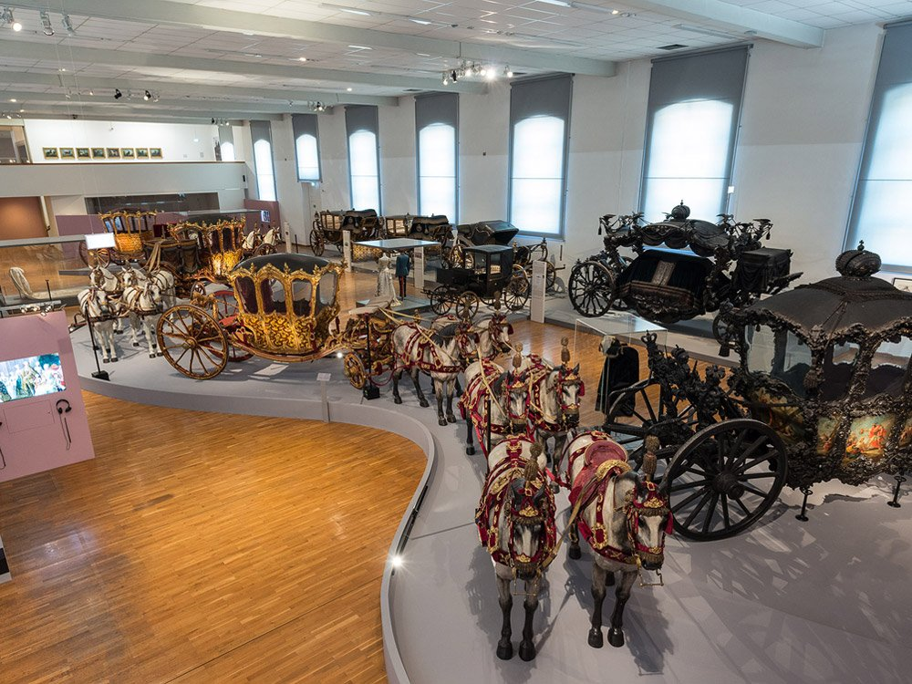 Kaiserliche Wagenburg Wien, Maria Theresia © KHM-Museumsverband