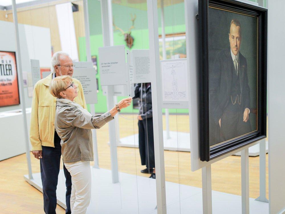Haus der Geschichte Niederösterreich - Dauerausstellung © Daniel Hinterramskogler