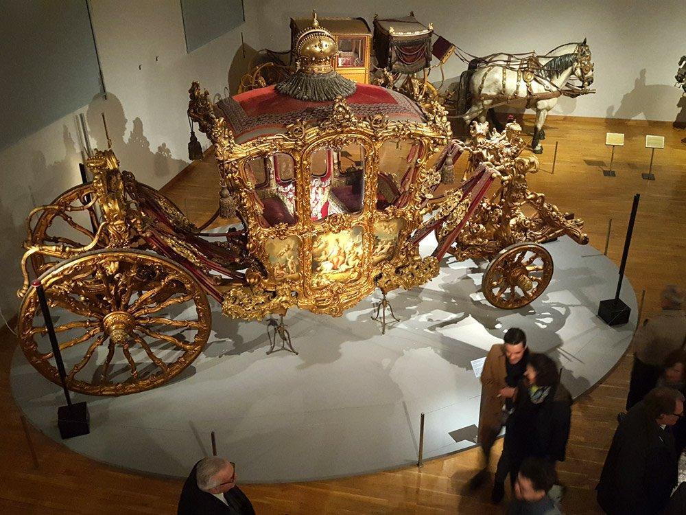 Kaiserliche Wagenburg Wien, Maria Theresia © Winter Artservice
