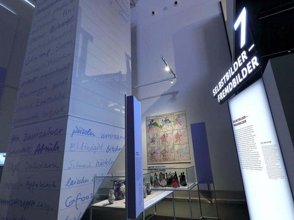 Haus der Geschichte Niederösterreich - Dauerausstellung © Niki Gail-ÖAW