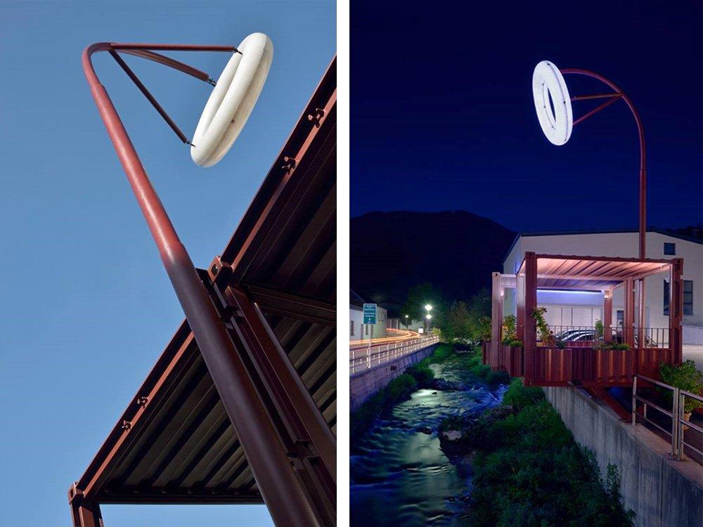 2018 - Haus des Lebens Ybbsitz - Plattform Leo Schatzl © Claudia Heinze