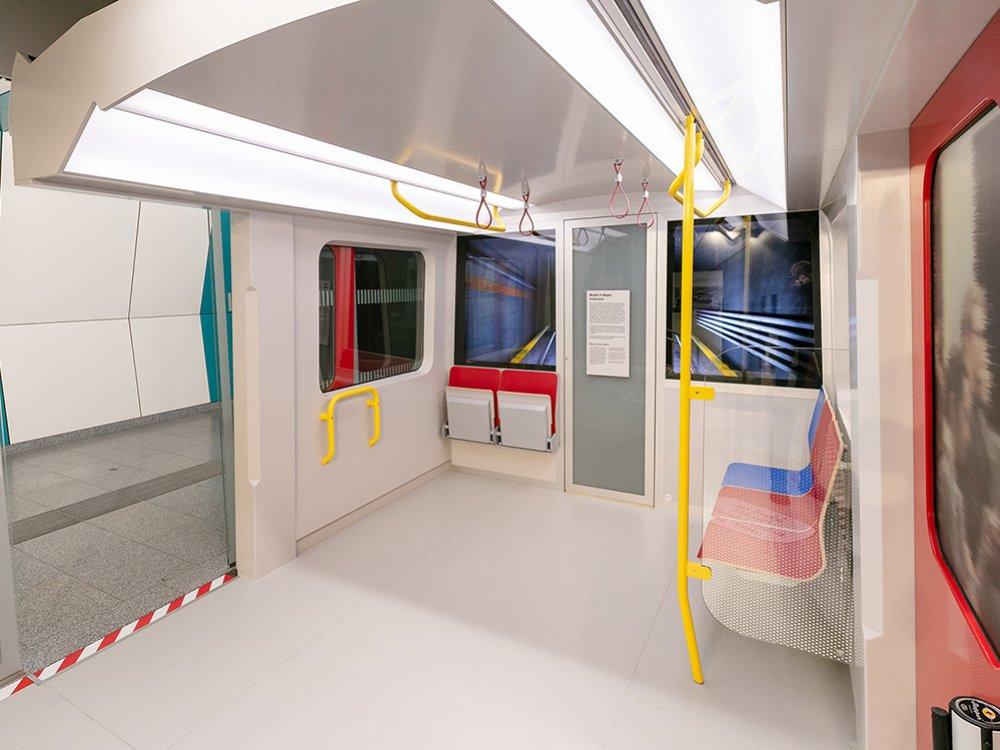 2019 – Wiener Linien – X-Waggon © Wiener Linien, Manfred Helmer