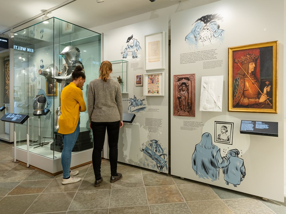 2019 - NÖ-Landesausstellung - Welt in Bewegung © Klaus Pichler/kpic.at