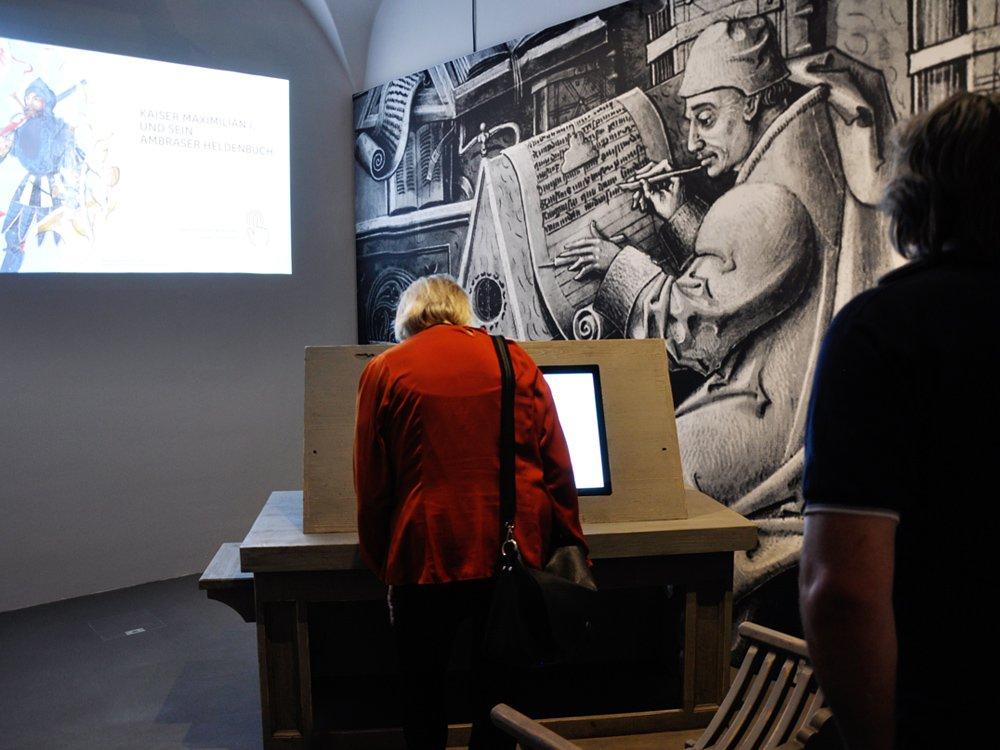 2019 – Maximilian I., Hofburg Innsbruck © Winter Artservice
