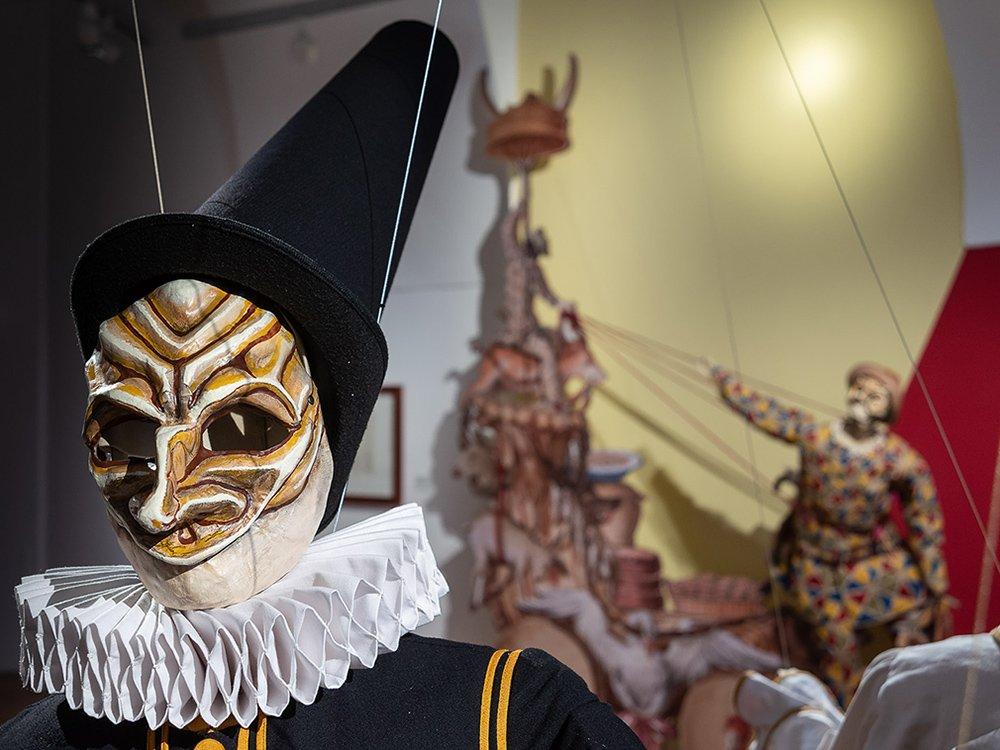 2020 Theatermuseum – Groteske Komödie © KHM Museumsverband
