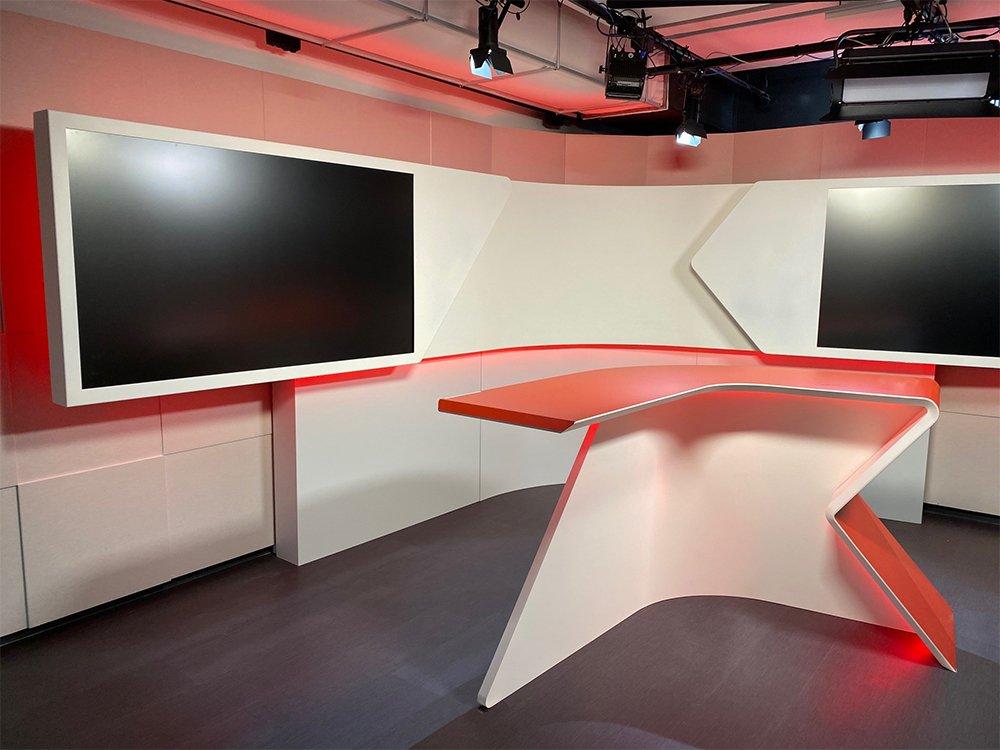 2020 Arbeiterkammer Fernsehstudio © Winter Artservice