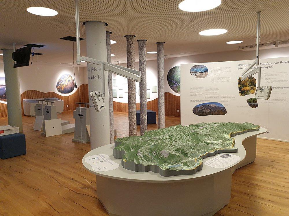 2021 pronatour – Haus der Wildnis © Winter Artservice