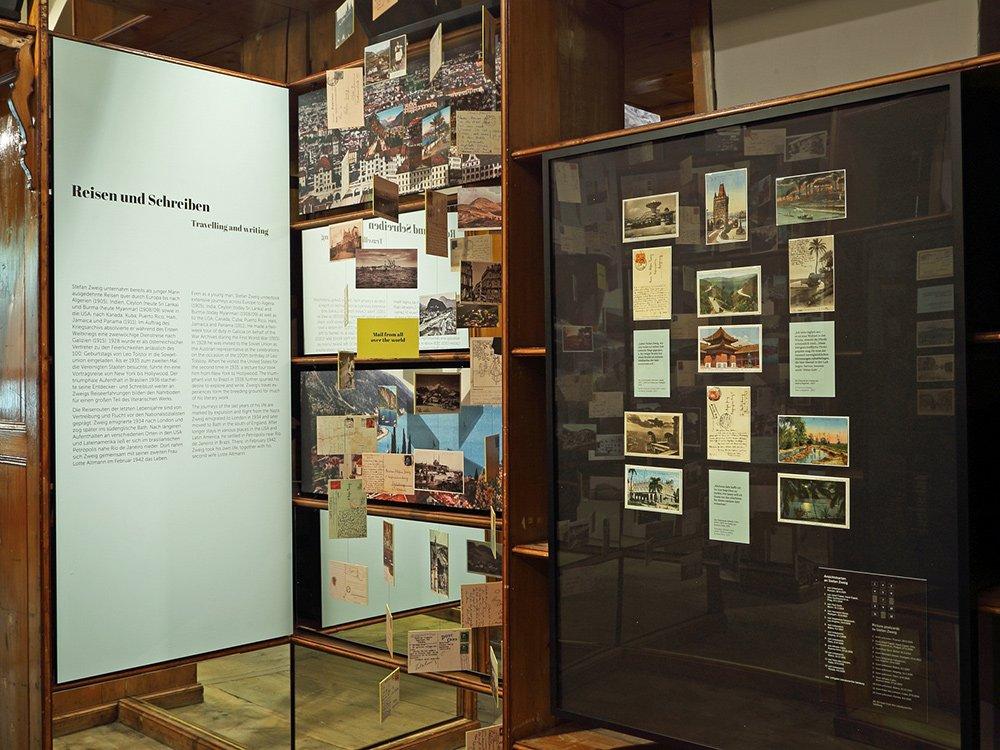 2021  Stefan Zweig - Weltautor, Literaturmuseum © ONB