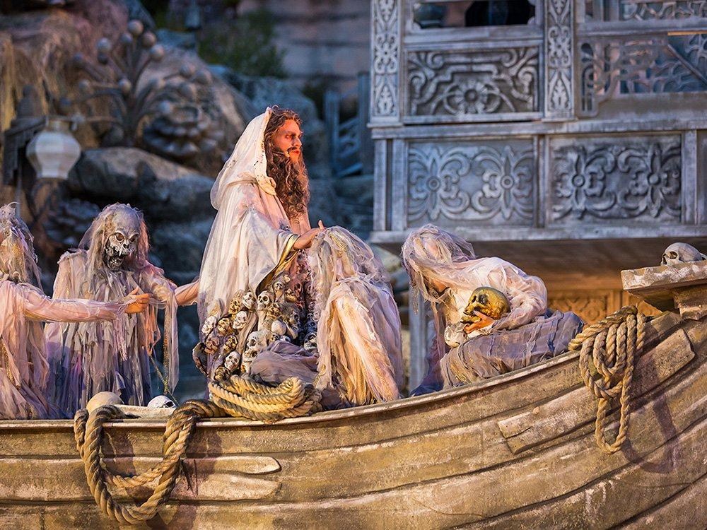2021 Oper im Steinbruch – Turandot © Jerzy Bin