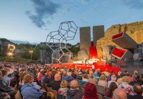Rigoletto, Oper im Steinbruch © Arenaria GmbH, Roland Schuller