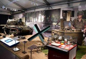 2018 – Schutz und Hilfe – Heeresgeschichtliche Museum © HBF Franz Hartl